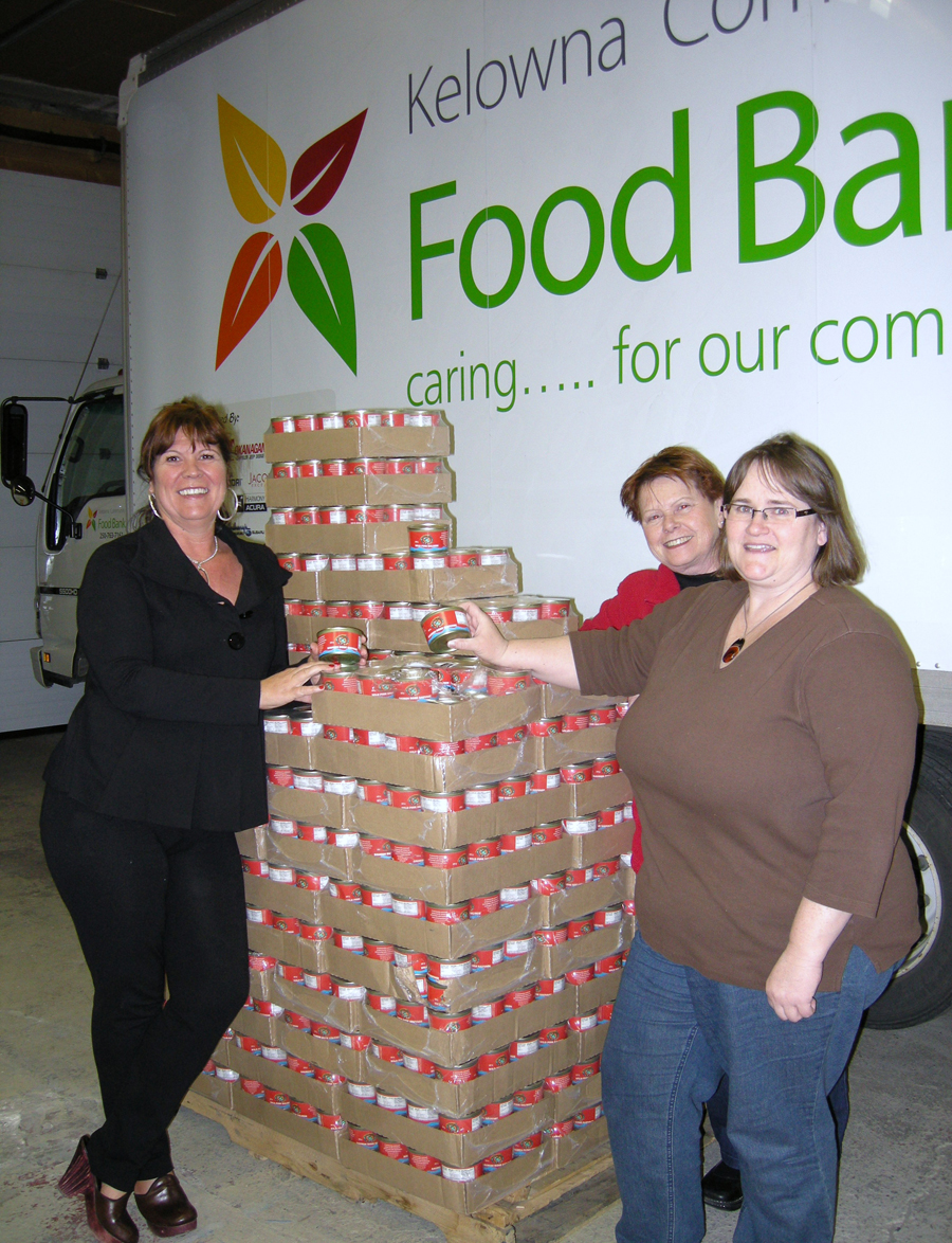 Great Catch for area Food Banks